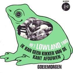 Coverafbeelding Ik Kan Geen Kikker Van De Kant Afduwen - Het Lowland Trio