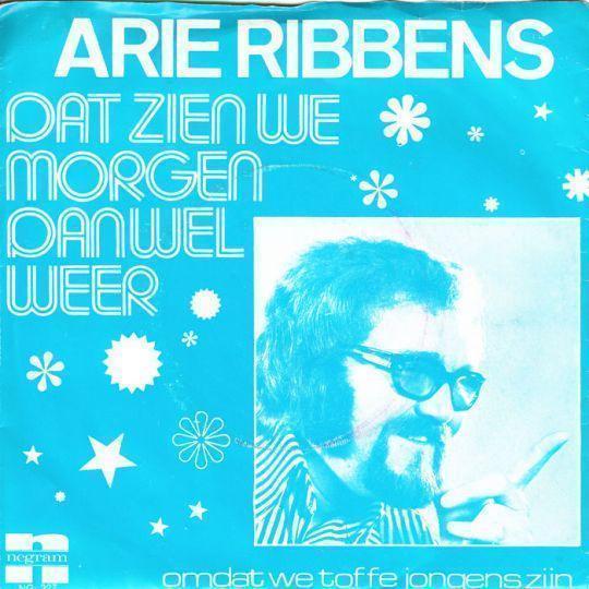 Coverafbeelding Dat Zien We Morgen Dan Wel Weer - Arie Ribbens