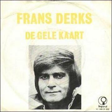 Coverafbeelding De Gele Kaart - Frans Derks