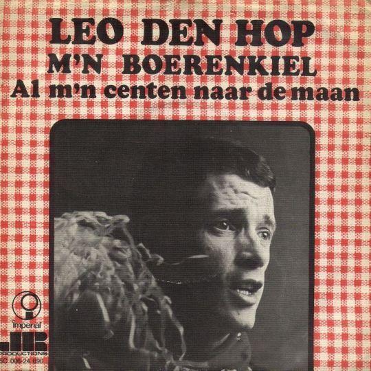 Coverafbeelding M'n Boerenkiel - Leo Den Hop