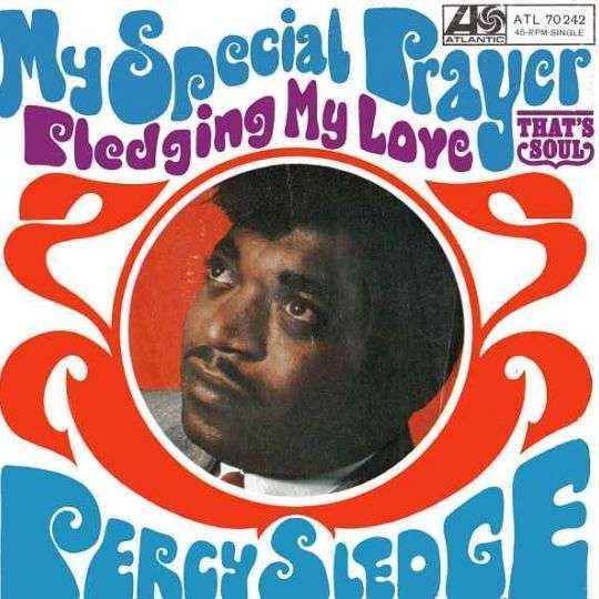 Coverafbeelding My Special Prayer - Percy Sledge