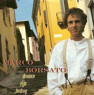 Coverafbeelding Dromen Zijn Bedrog - Marco Borsato