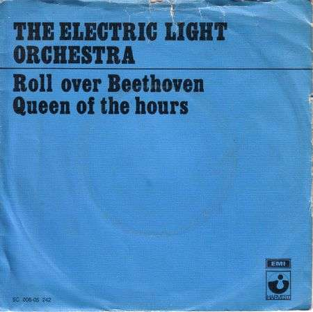Coverafbeelding Roll Over Beethoven - The Electric Light Orchestra