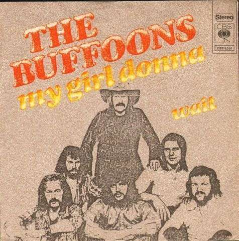 Coverafbeelding My Girl Donna - The Buffoons