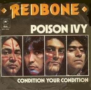 Coverafbeelding Poison Ivy - Redbone