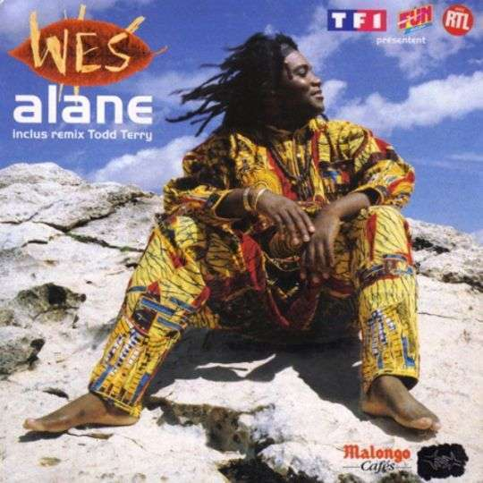 Coverafbeelding Wes - Alane