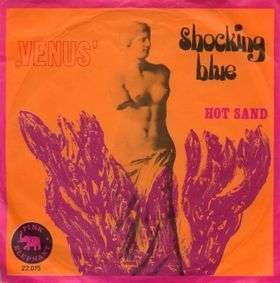 Coverafbeelding Venus - Shocking Blue