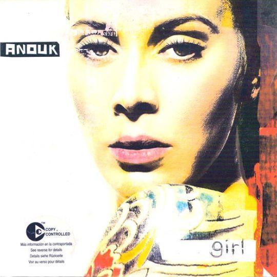 Coverafbeelding Girl - Anouk