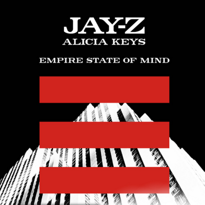Coverafbeelding Empire State Of Mind - Jay-Z & Alicia Keys
