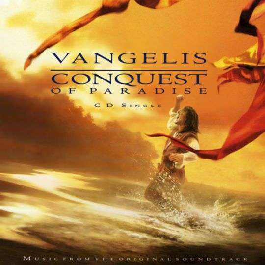 Coverafbeelding Conquest Of Paradise - Vangelis