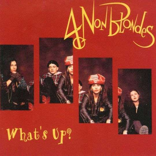 Coverafbeelding What's Up? - 4 Non Blondes