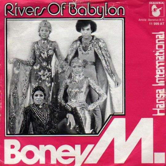 Coverafbeelding Rivers Of Babylon/ Brown Girl In The Ring - Boney M.