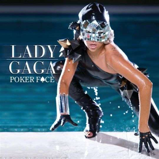 Coverafbeelding Poker Face - Lady Gaga