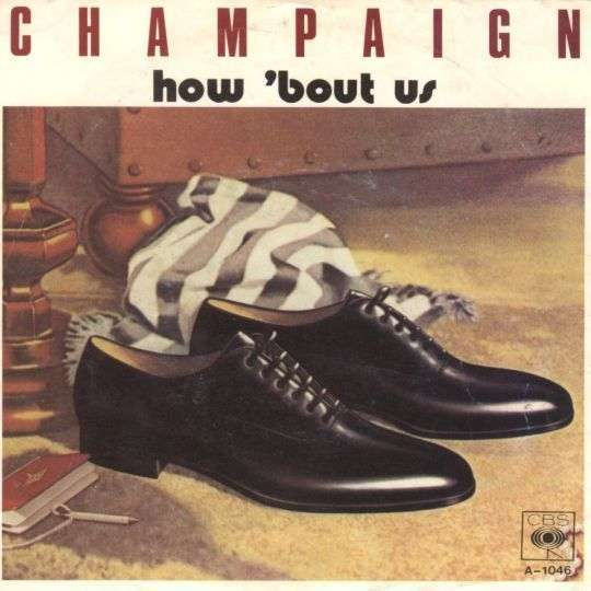 Coverafbeelding Champaign - How 'bout Us