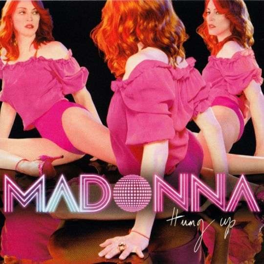 Coverafbeelding Hung Up - Madonna