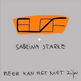 Coverafbeelding Meer Kan Het Niet Zijn - Bl�f + Sabrina Starke
