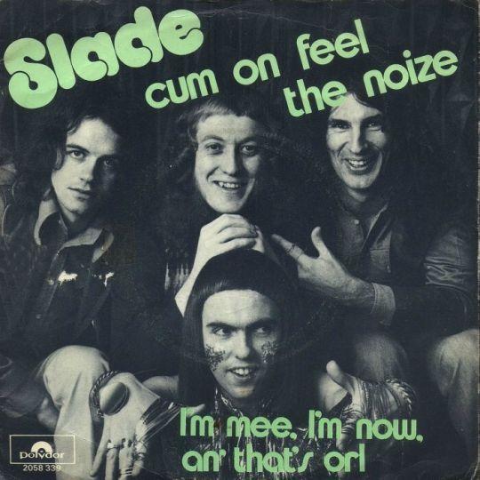 Coverafbeelding Slade - Cum On Feel The Noize