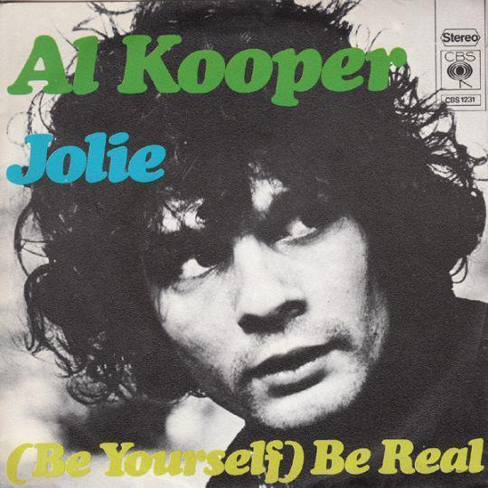 Coverafbeelding Al Kooper - Jolie