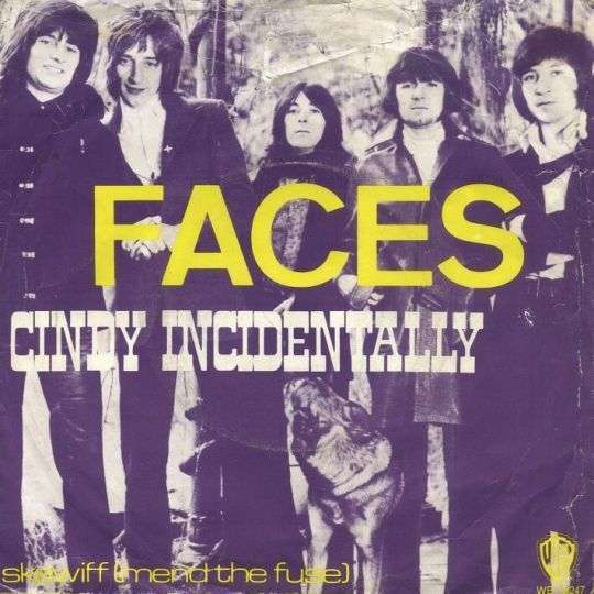 Coverafbeelding Cindy Incidentally - Faces