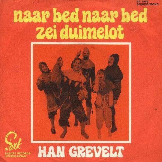 Coverafbeelding Naar Bed Naar Bed Zei Duimelot - Han Grevelt