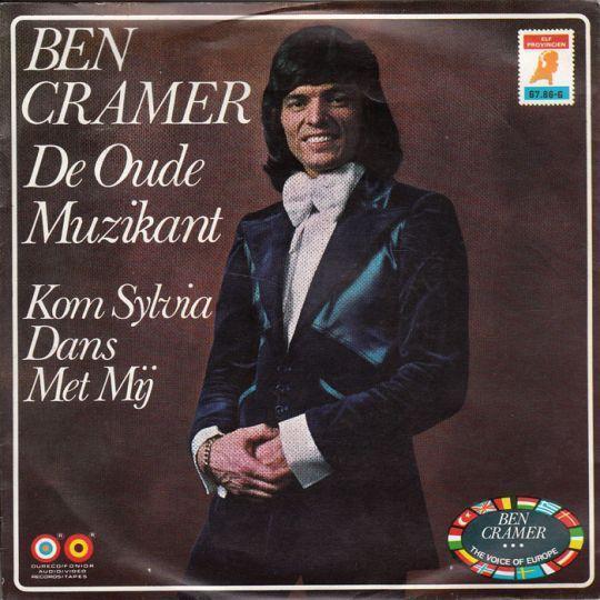 Coverafbeelding De Oude Muzikant - Ben Cramer