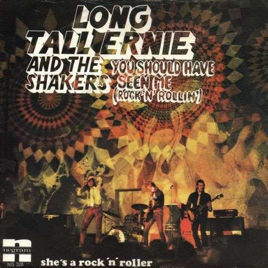 Coverafbeelding You Should Have Seen Me (Rock 'n' Rollin') - Long Tall Ernie And The Shakers
