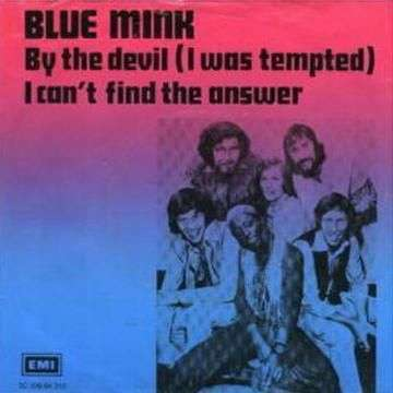 Coverafbeelding By The Devil (I Was Tempted) - Blue Mink