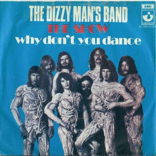 Coverafbeelding The Dizzy Man's Band - The Show
