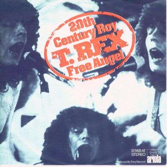 Coverafbeelding 20Th Century Boy - T. Rex