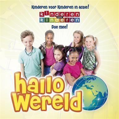 Coverafbeelding Hallo Wereld - K!nderen Voor Kinderen