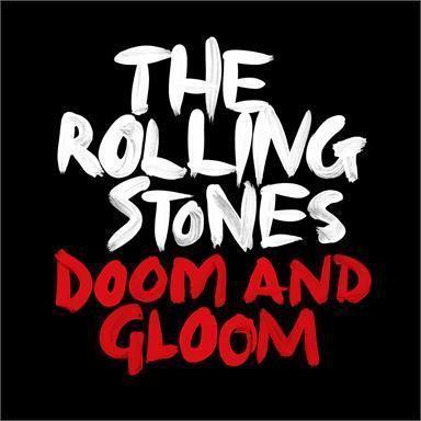 Coverafbeelding the rolling stones - doom and gloom