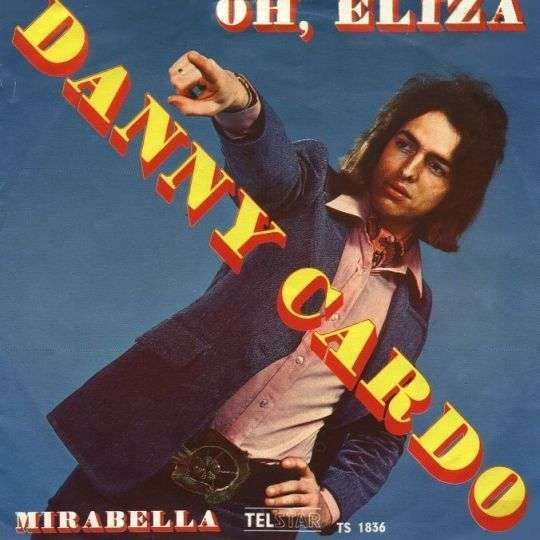 Coverafbeelding Oh, Eliza - Danny Cardo