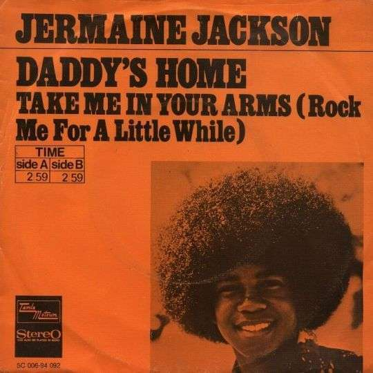 Coverafbeelding Daddy's Home - Jermaine Jackson