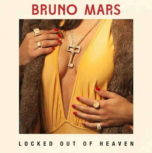 Coverafbeelding Locked Out Of Heaven - Bruno Mars