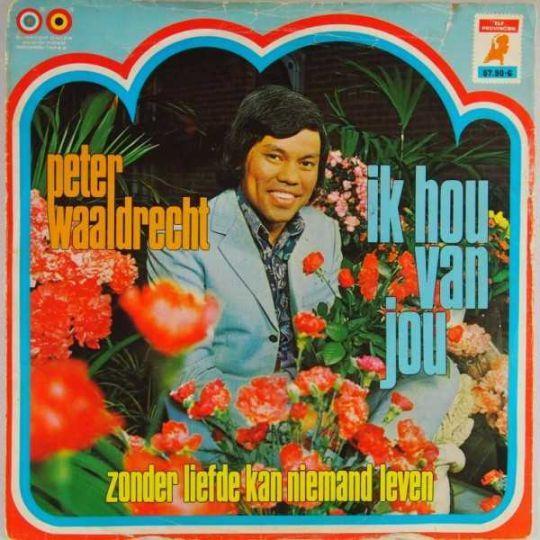 Coverafbeelding Ik Hou Van Jou - Peter Waaldrecht