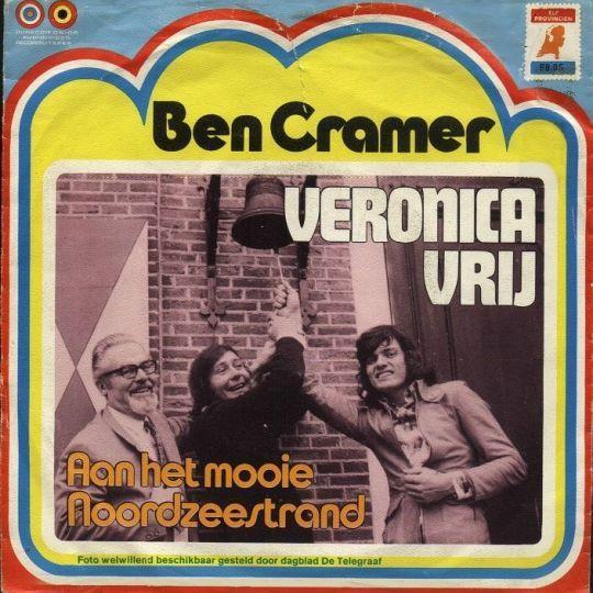 Coverafbeelding Veronica Vrij - Ben Cramer