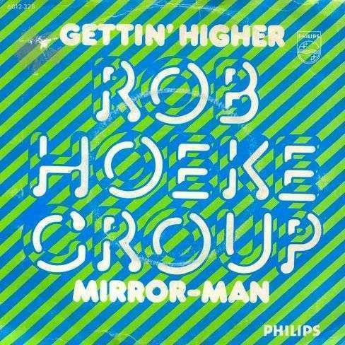 Coverafbeelding Gettin' Higher - Rob Hoeke Group