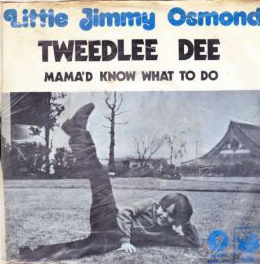 Coverafbeelding Little Jimmy Osmond - Tweedlee Dee