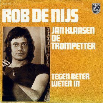Coverafbeelding Jan Klaasen De Trompetter - Rob De Nijs