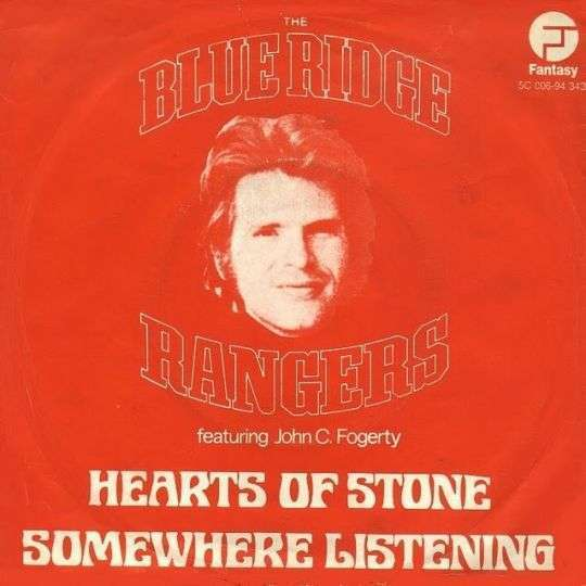 Coverafbeelding Hearts Of Stone - The Blue Ridge Rangers Featuring John C. Fogerty