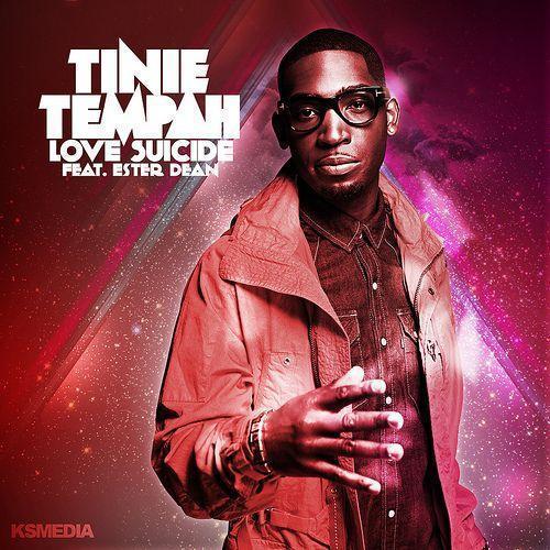 Coverafbeelding Love Suicide - Tinie Tempah Feat. Ester Dean