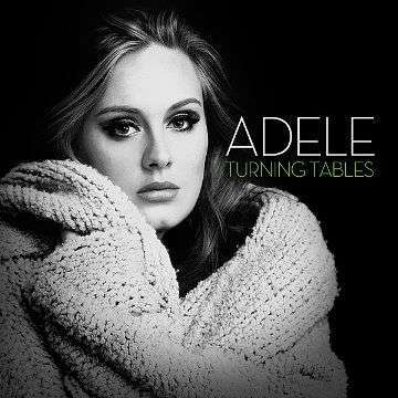 Coverafbeelding Turning Tables - Adele