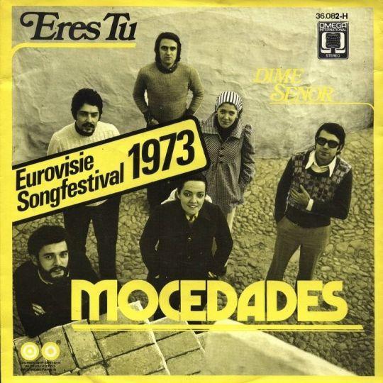 Coverafbeelding Mocedades - Eres Tu