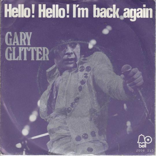 Coverafbeelding Hello! Hello! I'm Back Again - Gary Glitter