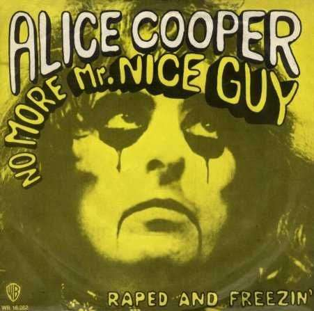 Coverafbeelding No More Mr. Nice Guy - Alice Cooper