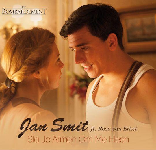 Coverafbeelding Sla Je Armen Om Me Heen - Jan Smit Ft. Roos Van Erkel