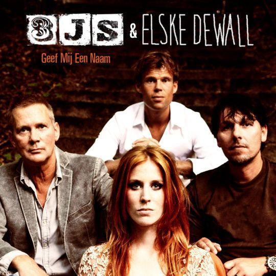 Coverafbeelding 3Js & Elske DeWall - Geef mij een naam