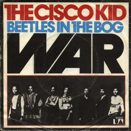 Coverafbeelding War - The Cisco Kid