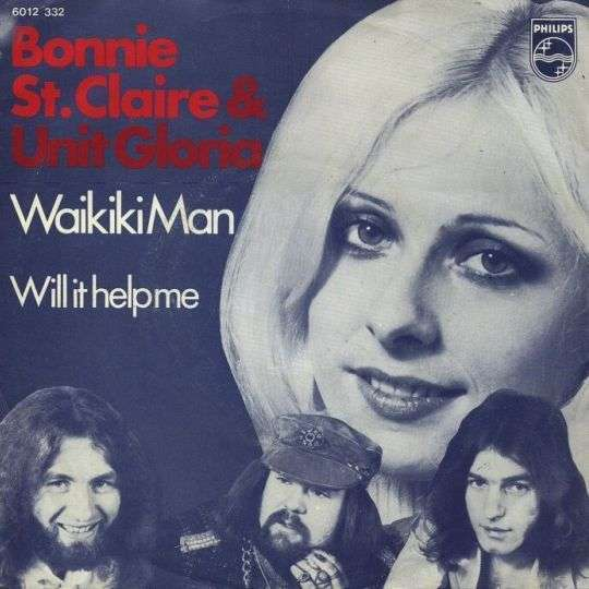 Coverafbeelding Waikiki Man - Bonnie St. Claire & Unit Gloria
