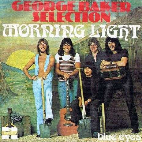 Coverafbeelding Morning Light - George Baker Selection